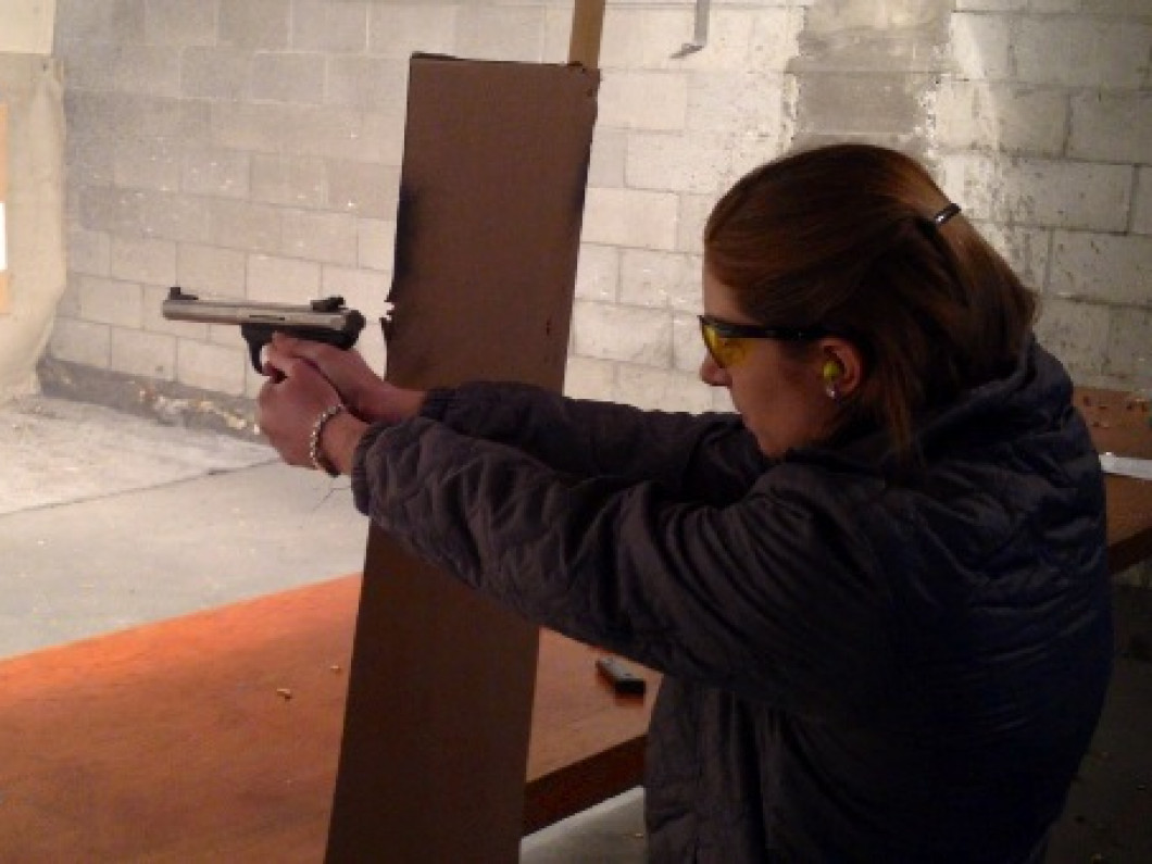 Women's Shooting Group